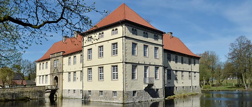 Stadt Herne Schloss Strünkede